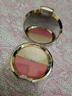 LOWEST PRICE EVER! Becca x Jaclyn - Split Pan Shimmering Duo - Prosecco Pop/Pamplemousse