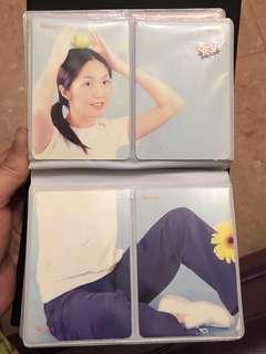 楊千嬅 yes card 一本