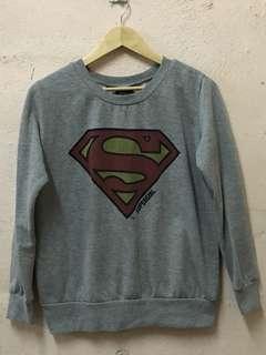 Supergirl Sweatshirt / Dc Comics