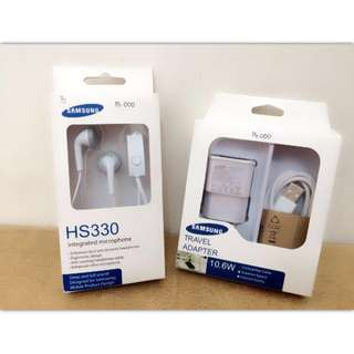 Charger & Handsfree Samsung