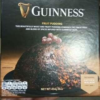 Guinness matthew walker fruit pudding