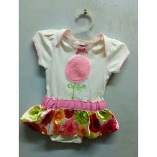 GUESS Baby Romper