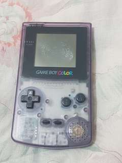 Gameboy Color (Atomic Purple)