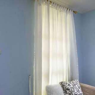 Tirai putih