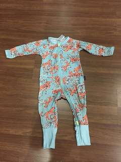 Authentic Bonds wondersuit