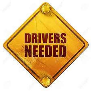 3x Sub Con drivers needed