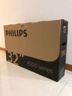 "Philips 32"" LED TV (4000 series) 32PHT4002"
