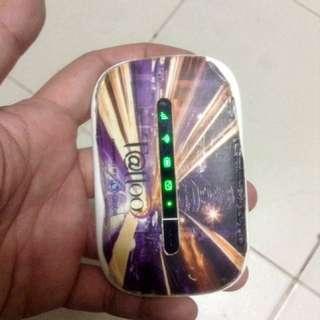 Globe Tattoo Broadband
