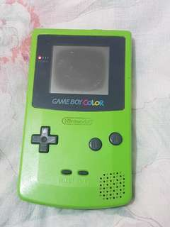 Nintendo Gameboy (Green)