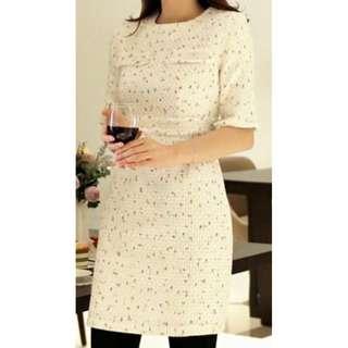 Korean designed dress