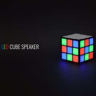 Rubik Cube Bluetooth Speaker