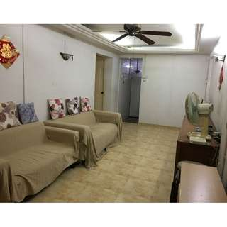 RARE Quiet Hougang HDB Blk 126 Hougang Ave 1 for SALE