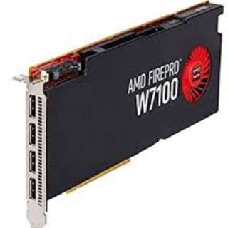 AMD FIREPRO W7100 GRAPHIC CARD