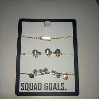 Brand new Lovisa bracelets