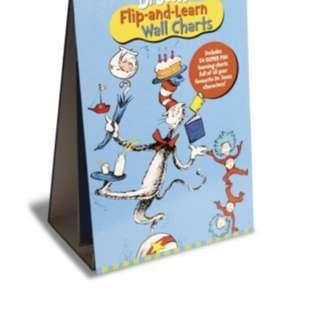 Dr Seuss's flip chart