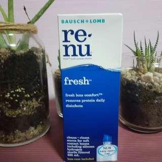 Bausch + lomb renu Fresh