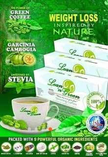 Lean N Green (減肥咖啡) for Slimming