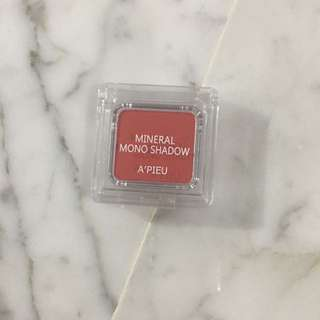 A'pieu eyeshadow in MRD01 BN