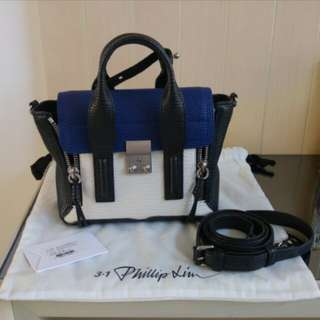 90% new Philip Lim Mini Satchel