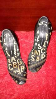Marc Jacobs Black Heels 3""