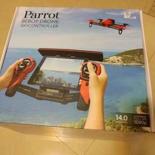 全新Parrot Bebop航拍機套裝(搖控+三電)