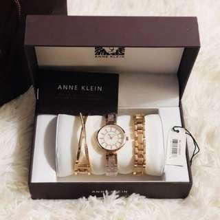 ANNE KLIEN SET WATCH