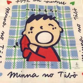 絕版 | 大口仔 1996 手巾 手帕
