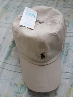Ralph Lauren (Khaki-colored Cap)