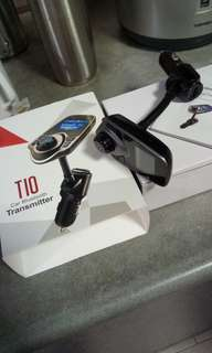 T10 CAR Blue tooth Transmitter