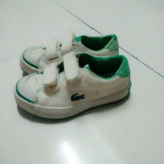 Lacoste Toddler Shoes