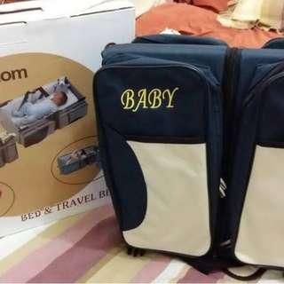 Bag and Bed Travel