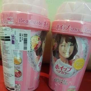 Beautylabo Foam Hair Dye In Sweetpink