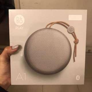 B&O Beo Play A1 Bluetooth Speaker