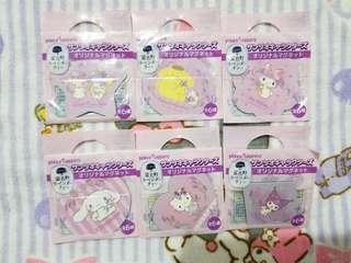 Sanrio系列 磁石貼 全套6款 (包郵)