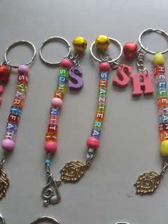 #bajet20 Custom made keychain