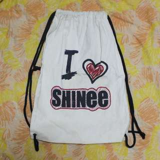 ✨ SHINee string bag