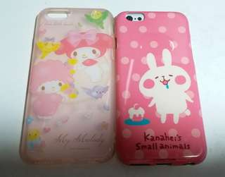 Iphone case ,cover (Melody/Kanahei)