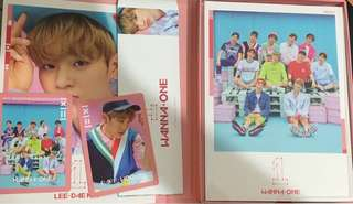 Wanna one CD