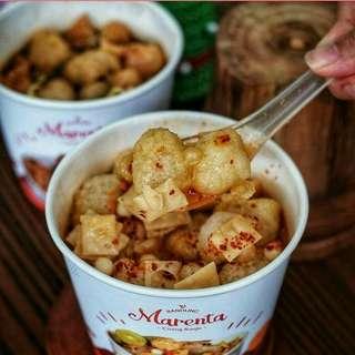 Cireng dan Batagor Marenta