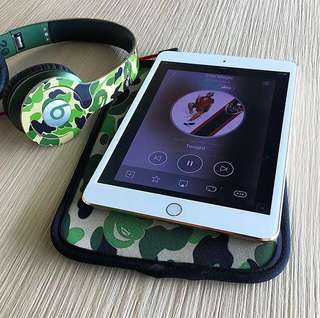 BAPE ABC IPAD MINI CASE