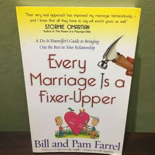 Every marriage is a fixer upper