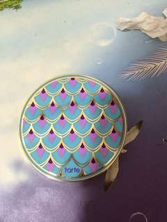 Tarte rainforest of the sea volume 3 eyeshadow palette