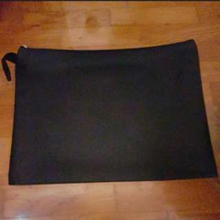 Brand New Black Laptop/Document Pouch/Bag/Sleeve