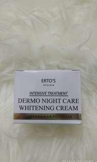 Ertos Dermo Night Cream BPOM