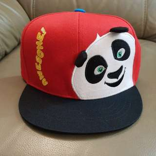 [New w/ Tag] Kung Fu Panda 3 boy's hat cap