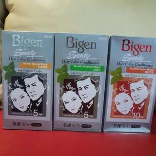 Bigen Hair Dye Color
