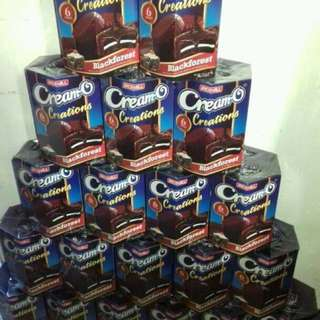 Cream-O Blackforest