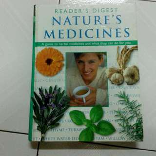 Reader's Digest Nature's Medicine