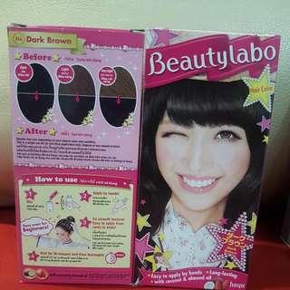 Beautylabo Hair Color In Dark Brown