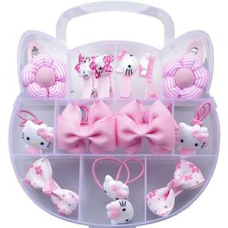 Hello Kitty Hair Accessories